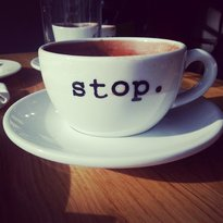 Stop. Coffee Shop