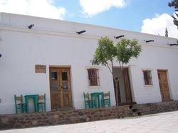 Casa de Te Tacuara