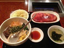 Yakiniku (Grilled meat) Yokohama Keishuen Shinyokohama