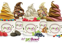 YoYo's Yogurt Cafe - Bloor