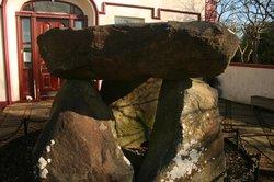 Ballylumford Dolmen