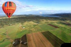 Floating Images Hot Air Balloon Flights