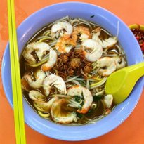Blanco Court Prawn Noodle
