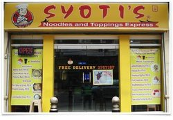 Syoti's Noodles and Toppings Express