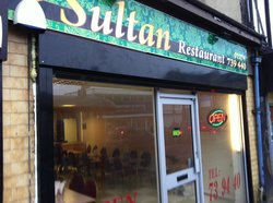 Sultan Restaurant bradford