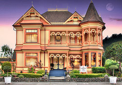 The Gingerbread Mansion Inn
