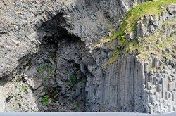 Cave at Reynisfjara