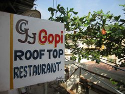 Gopi Guesthouse and Restaurant