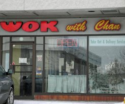 Wok With Chan Rice House
