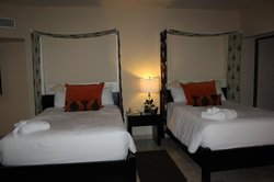 Double Beds Family Suite
