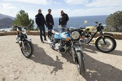 Albion Classic Motorcycle Day Tours