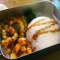 Rice in a Box
