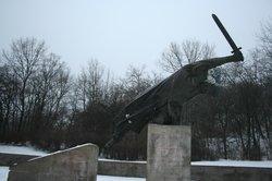 Denkmal der Spanienkampfer