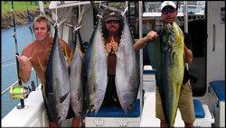 Fishing in Kauai