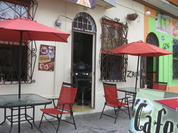 Aroma Cafe San Jose Costa Rica