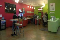 Zinga! Frozen Yogurt