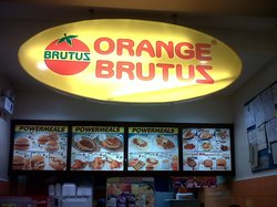 Orange Brutus