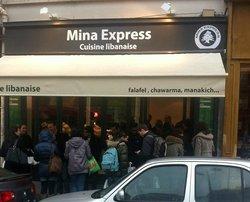 Mina Express