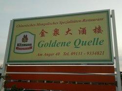 Goldene Quelle