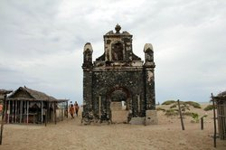 Ruined Temple/Church of Dhanushkodi