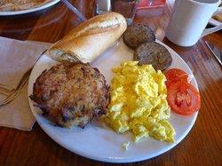 The American Breakfast.