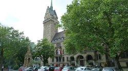 Rathaus Duisburg