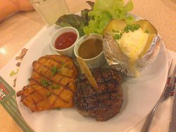 Sizzler's - Central World