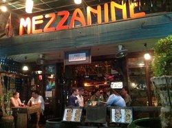 Mezzanine Bar & Restaurant Bangkok