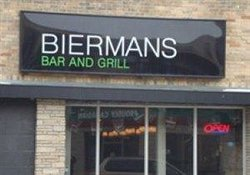 Bierman's Bar and Grill
