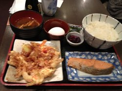 Tendon Specialty restaurant Manten Centrair