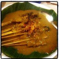 Sate Padang Ajo Ramon
