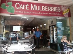 Cafe Mulberries