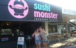 Sushi Monster