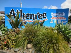 Athenree Hot Springs