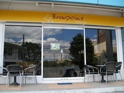 Brewpoint Coffee Shop and Restaurant