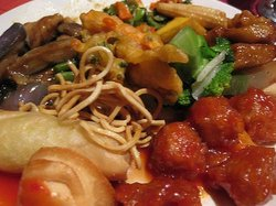 Chinese Healthy Vegetarian Food