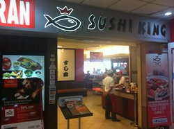 Sushi King Pelangi Plaza