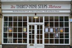 The Thirty-Nine Steps Alehouse
