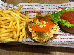 Smash Burger riyadh