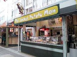 Jacket Potatoe Man