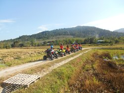 Atv Extreme Zone Langkawi - Private Tours