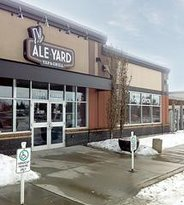 Ale Yard tab and grill Pub