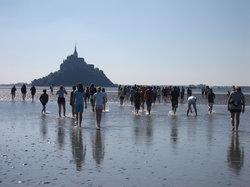 Découverte de la Baie du Mont Saint Michel