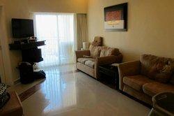 Gran master 1 bedroom - living/dining room