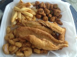 Saltwater Seafood & Fry Shack
