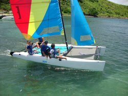 St Kitts Sailing School