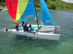 St Kitts Sailing School