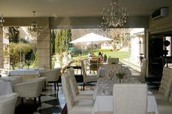 The Terrace Restuarant - Fairlawns Boutique Hotel and Spa