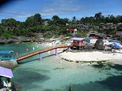 Gibitngil Island