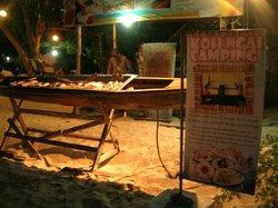 Koh Ngai Camping Restaurant